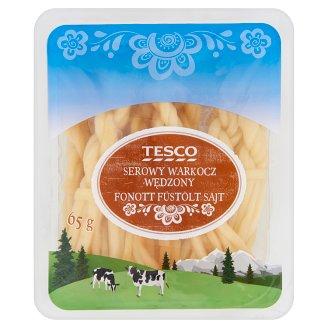Tesco fonott füstölt sajt 65 g