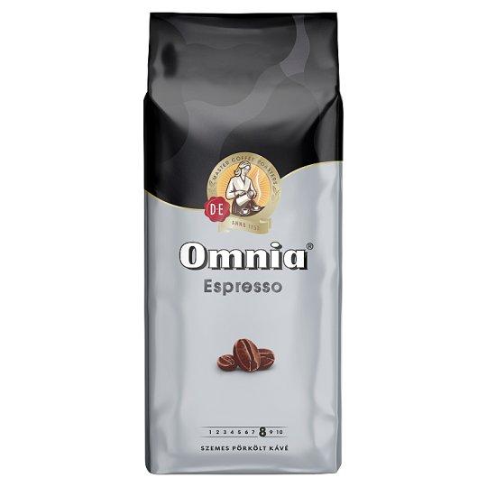 Douwe Egberts Omnia Espresso szemes pörkölt kávé 1000 g
