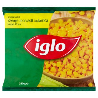 Iglo Quick-Frozen Sweet Corn 750 g