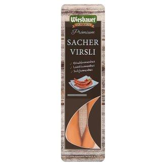 Wiesbauer Prémium Sacher virsli 320 g