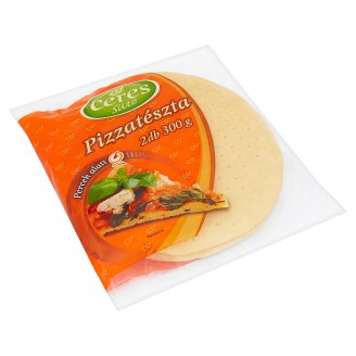 Ceres Sütő Pizza Dough 2 db 300 g