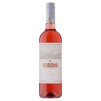 Egri Korona Borház Egri Rosé félszáraz rosébor 12,5% 750 ml