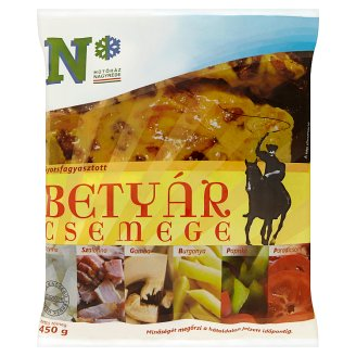 Quick-Frozen Betyár Csemege Pre-Prepared Meal 450 g