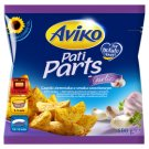 Aviko Pre-Fried, Quick-Frozen Garlic Wedges 600 g