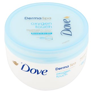 Dove DermaSpa Oxygen Touch Body Cream 300 ml