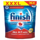 Finish All in 1 Max citromos mosogatógép-tabletta 76 db