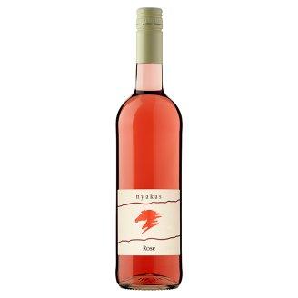 Nyakas Etyek-Budai Rosé száraz rozé bor 11% 750 ml