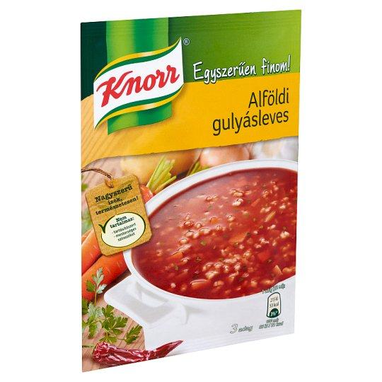 Knorr Egyszerűen finom! Alföldi Goulash Soup 50 g