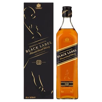 Johnnie Walker Black Label skót whisky 40% 0,7 l