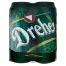 Dreher Classic Quality Lager Beer 5,2% 4 x 0,5 l