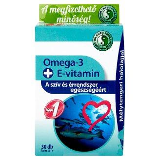 Dr. Chen Patika Omega-3 + Vitamine E Dietary Supplement Capsules 30 pcs 39 g