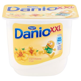 Danone Danio XXL Vanilla Flavoured Cottage Cheese Cream 220 g
