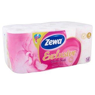 Zewa Exclusive Ultra Soft toalettpapír 4 rétegű 16 tekercs
