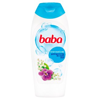 Baba Lily of the Valley and Violet Shower Gel 400 ml