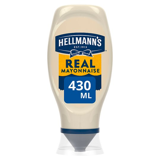Hellmann's Real Mayonnaise 430 ml