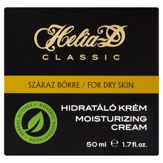 Helia-D Classic Moisturizing Cream for Dry Skin 50 ml