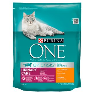 Purina One Urinary Care Dry Cat Food Rich in Chicken and Wheat 800 g