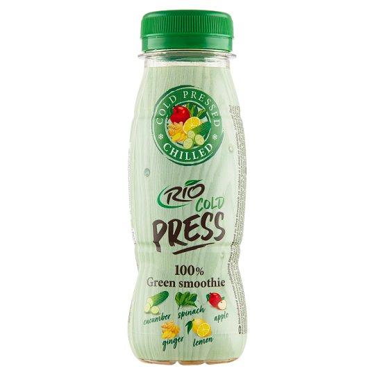 RIO FRESH 100% gyümölcs- és zöldséglé 200 ml