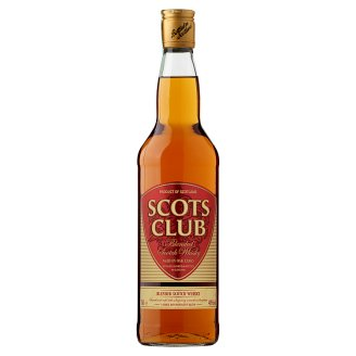 Scots Club Blended Scotch whisky 40% 70 cl