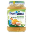 Hamánek Tuna with Red Lens and Penne Baby Food 10+ Months 190 g