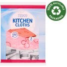 Tesco Kitchen Cloths 30 cm x 38 cm 5 pcs