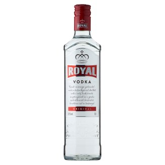 Royal vodka 37,5% 0,5 l