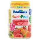 Hamánek HappyFruit Apple-Strawberry-Apricot Baby Dessert 4+ Months 190 g
