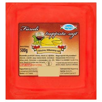 Kuntej füredi trappista sajt 500 g