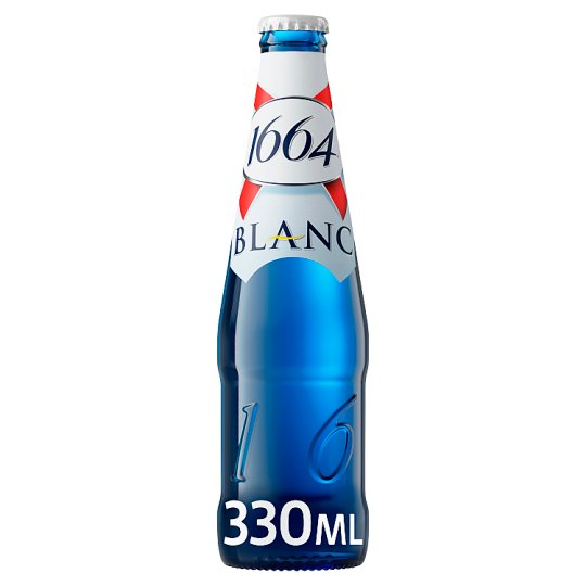 Kronenbourg 1664 Blanc Wheat Beer 5% 0,33 l