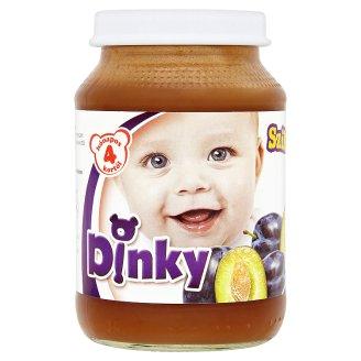 Dinky Gluten- and Dairy-Free Plum Baby Dessert 4+ Months 190 g
