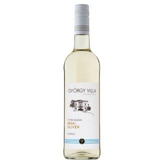 György-Villa Etyek-Budai Irsai Olivér száraz fehérbor 750 ml