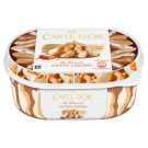 Carte D'Or Gelateria Vanilla-Salted Caramel Ice Cream with Sauce and Caramel Chocolate Curls 900 ml