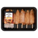 Tesco BBQ Flavoured Chicken Inner Breast Fillet Shashlik 360 g