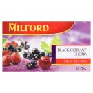 Milford Fruit Infusion Black Currant-Cherry Flavoured Fruit Tea 20 Tea Bags 50 g