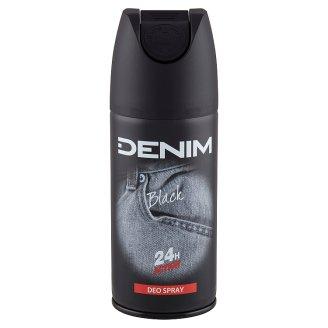 Denim Black Body Deodorant 150 ml