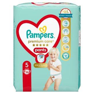 Pampers Premium Care, 5-as, 20 db Bugyipelenka