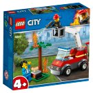 LEGO City Fire Kiégett grill 60212