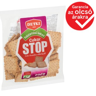 Detki Cukor Stop Household Biscuit without Added Sugar 200 g