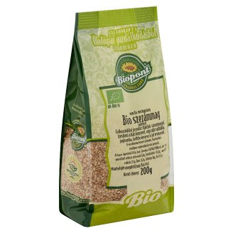 Biopont Organic Dried Sesame Seed 200 g