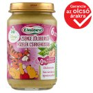 Univer Green Peas Stew with Chicken Food for Babies 6+ Months 163 g