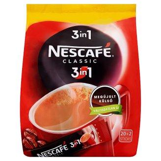 Nescafé Classic 3 az 1-ben azonnal oldódó kávéspecialitás 22 x 17,5 g