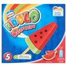 Nestlé Pirulo Watermelon Apple and Melon Water Ice Cream with Cocoa Dollop Pieces 5 pcs 365 ml