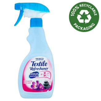 Tesco Flower textilillatosító spray 500 ml