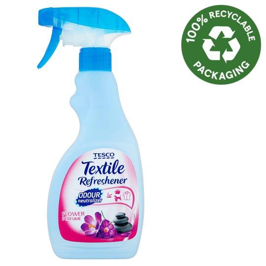 Tesco Flower Textile Refreshener 500 ml