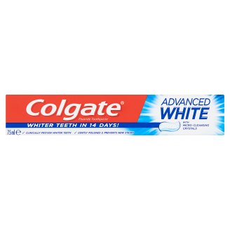 Colgate Advanced White fogkrém 75 ml