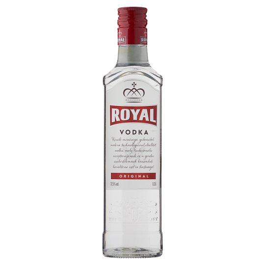 Royal vodka 37,5% 0,35 l