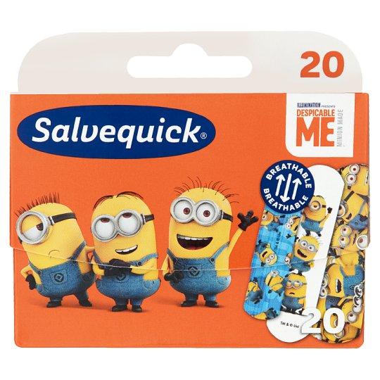 Salvequick Despicable Me Plaster 20 pcs