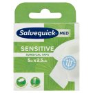 Salvequick Sensitive Band-Aid 5 m x 2,5 cm