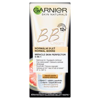 image 1 of Garnier Skin Naturals Medium Shade BB Cream for Normal Skin SPF 15 50 ml