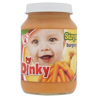Dinky Gluten-Free Carrot with Potato Baby Food 4+ Months 190 g